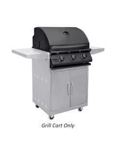 Summerset Grill Cart For 26 Inch Sizzler Grills - CARTSIZ26