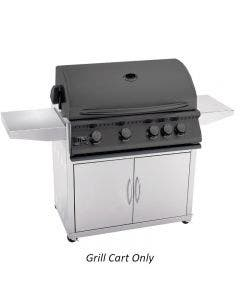 Summerset Grill Cart For 32 Inch Sizzler & Sizzler Pro Grills - CARTSIZ32