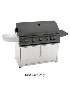 Summerset Grill Cart For 40 Inch Sizzler & Sizzler Pro Grills - CARTSIZ40