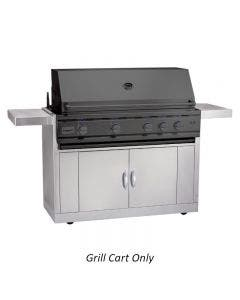 Summerset Grill Cart For 44 Inch TRL Deluxe Grills - CARTTRLD44DC