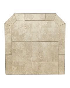 Diamond Hearths Standard Or Corner Hearth Pad - Cabo Caramel