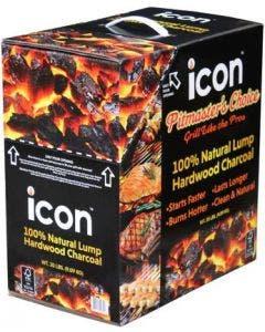 Icon Hardwood Lump Charcoal
