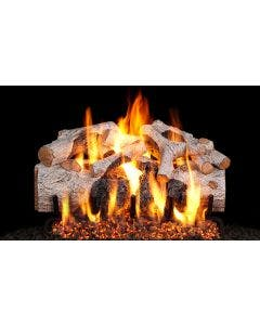 Peterson Real Fyre Vented Gas Log Set - Charred Mountain Birch