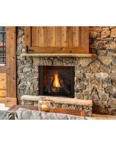 Majestic 36-Inch Courtyard Outdoor Gas Fireplace- ODCOUG-36