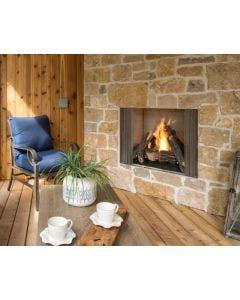 Majestic 42-Inch Courtyard Outdoor Gas Fireplace- ODCOUG-42