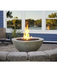 The Outdoor Greatroom Cove 30-Inch Gas Fire Pit Bowl - CV-30