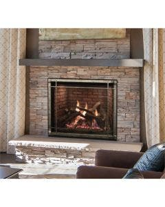 Empire Rushmore with TruFlame Technology Clean-Face Direct-Vent Fireplace - 36 Inch