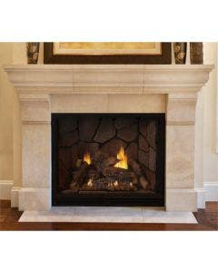 Empire Tahoe Clean-Face Direct-Vent Luxury Fireplace with Remote - 36 inch