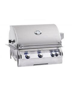 Fire Magic Echelon Diamond 660i 30-Inch Built-In Gas Grill With Analog Thermometer - E660i-8EAN/8EAP