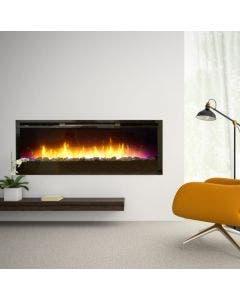 "Empire 74"" Nexfire Linear Electric Fireplace - EBL74"