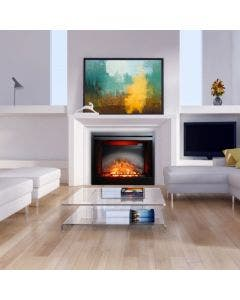 """Empire 39"""" Nexfire Traditional Electric Fireplace - EF39"""
