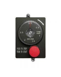 Firegear E-Stop Gas Timer - 2 1/2 Hour