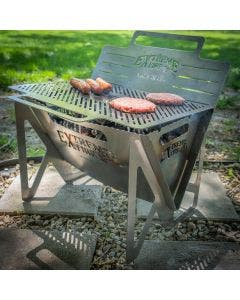 Extreme Fire Traveler Camping Grill