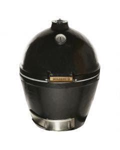 Goldens' Cast Iron 20.5-Inch Stand-Alone Cooker