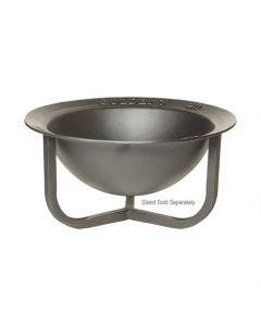 Goldens' Cast Iron 20 Gallon Fire Pit - Small - 13611
