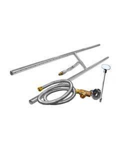 Firegear 30-Inch H-Burner Kit - FG-H-30SSK