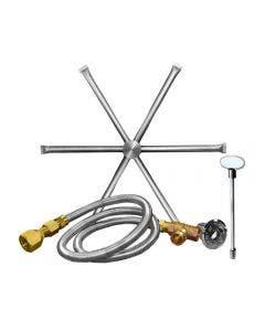 Firegear 12-Inch Burning Spur Kit - DBS-12K