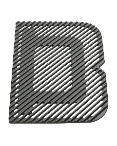 Everdure By Heston Blumenthal Grill Plate for FORCE™ Barbeque Grill - HBG2GRILL