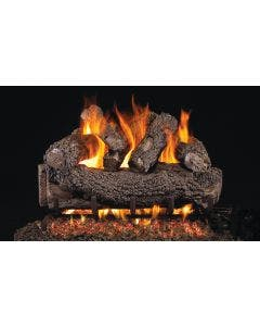Peterson Real Fyre Vented Gas Log Set - Forest Oak