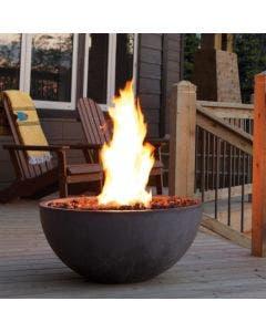 Kingsman Gas Fire Pit Bowl - FP2085