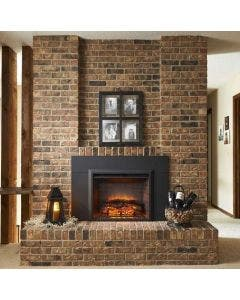 Greatco 29-Inch Electric Fireplace Insert - GI-29E - Electric Insert And Surround