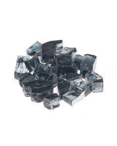 Phoenix Precast Products 10LBS Black Fire Glass - Glass_Black