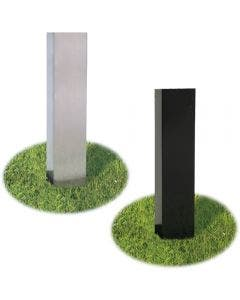 Broilmaster In Ground Post for P3SX Super Premium Bundle - Stainless Steel or Black Painted Steel - SS48G / BL48G