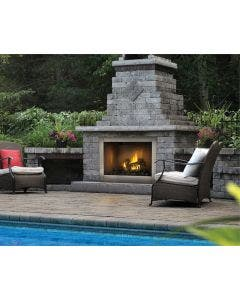Napoleon Riverside 42-Inch Outdoor Gas Fireplace- GSS42CFN