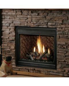 Kingsman Gas Direct Vent Electronic Fireplace - HBZDV3624
