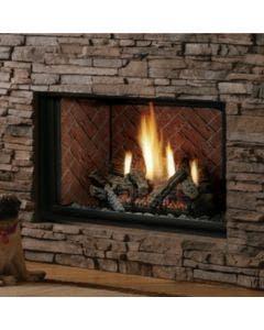 Kingsman Gas Direct Vent Electronic Fireplace - HBZDV3628