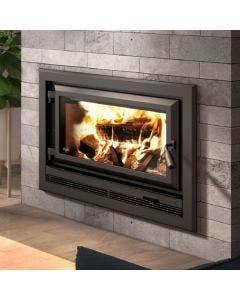 Ventis HE275CF Wood Fireplace With Blower And Gravity Kit - Up To 2200 Square Feet