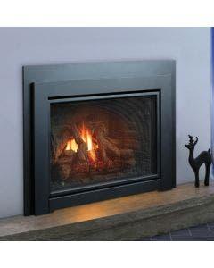 Kingsman Gas Direct Vent Electronic Fireplace Insert - IDV44