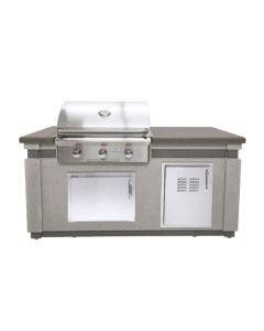 American Outdoor Grills 30 Inch T Series Gas Grill Island