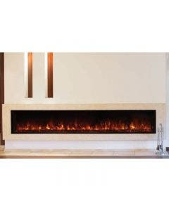 Modern Flames Landscape Fullview 2-100 Inch Electric Fireplace - LFV2-100/15-SH
