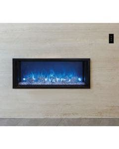 Modern Flames Landscape Fullview 2- 40 Inch Electric Fireplace - LFV2-40/15-SH