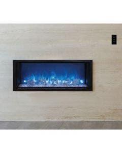 Modern Flames Landscape Fullview 2- 40 Inch Electric Fireplace - LFV2-40/15-SH