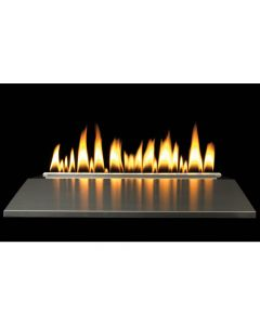 Empire Carol Rose Loft Series Outdoor Gas Fireplace Burner - OLI30