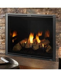 Majestic Marquis II 36-Inch Gas Direct Vent Fireplace- MARQ36IN-B