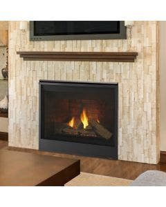Majestic Meridian 36-Inch Gas Direct Vent Fireplace- MERID36