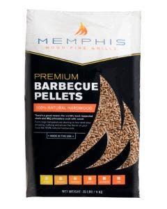 Memphis Grills 20 lb. Natural Hardwood Pellets- Apple- MGAPPLE