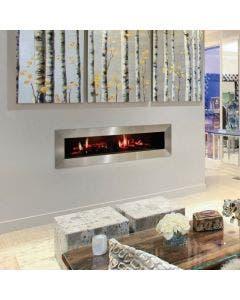 Dimplex OPTI-V Duet Electric Fireplace- VF5452L