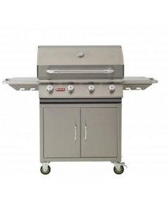 """Bull 30"""" Grill Cart Complete Outlaw 4 Burner - 26001/2"""