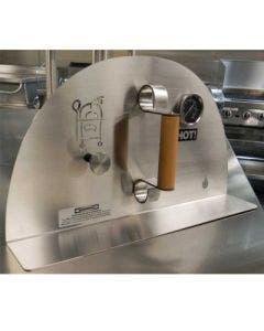 Pizza Oven Door with Thermometer - FDP-DOOR