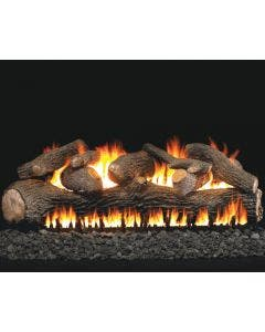 Peterson Real Fyre Mammoth Pine Vented Gas Logs - MP-36 / MP-48 / MP-60