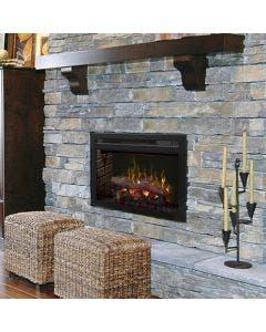 Dimplex 25-Inch Electric Fireplace Multi- Fire XD- PF2325HL