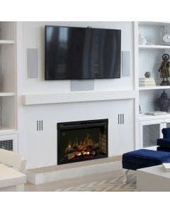 Dimplex 33-In Electric Fireplace Multi-Fire XD- PF3033HL