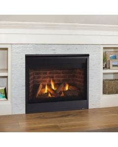 Majestic Quartz 32-Inch Gas Direct Vent Fireplace- QUARTZ32