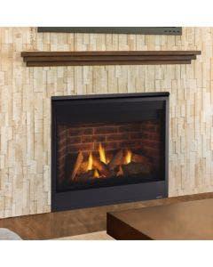 Majestic Quartz 42-Inch Gas Direct Vent Fireplace- QUARTZ42