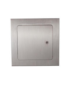 RCS 6-Inch Stainless Steel Recessed Single Access Door - RAD66