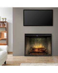 Dimplex Revillusion36-Inch Portrait Built-in Electric Fireplace- RBF36P